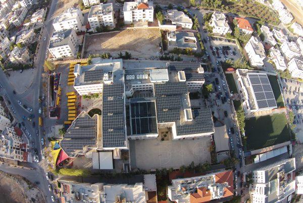 Amman Academy – 420kWp