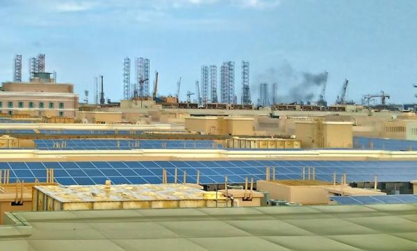 Smart Automation (UAE) – 5MWp